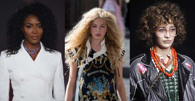 The 8 hair trends that will mark in 2018